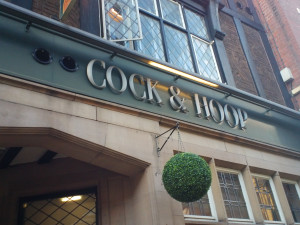 Cock and Hoop Pub