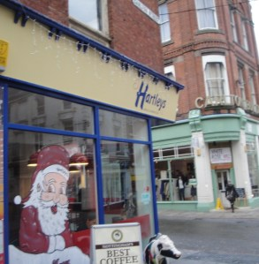 Hartley's Sandwich and Coffee shop