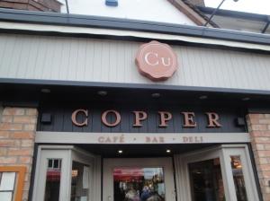 Copper in West Bridgford