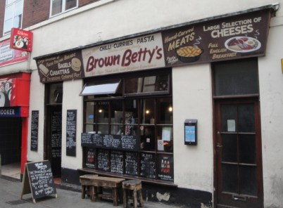 Brown Betty's