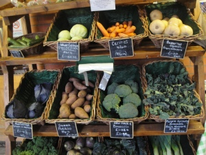 Hawkers Farm Vegetables
