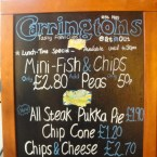 Carringtons Special Board