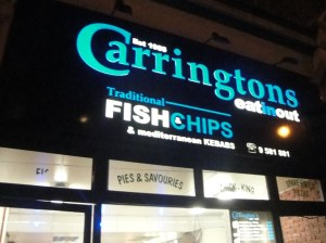 Carringtons Fish Bar