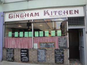 Gingham Kitchen