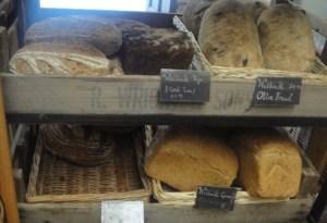 Bread at Delilah