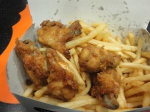 munch piri piri chicken wings
