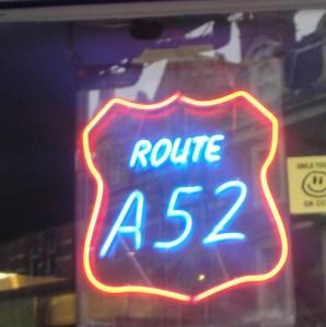Route A52