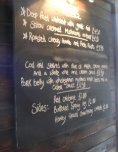Wilford Green Special Board