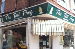 The Tall Frog