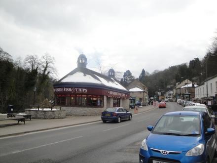 Matlock Bath Road