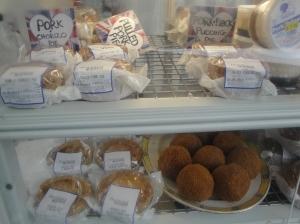 Hartland Pies Stall