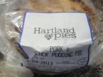 Hartland Pork and Black Pudding Pie