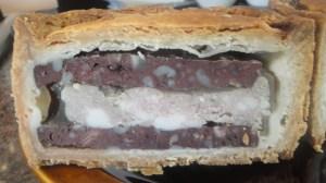 Pork and Black Pudding Pie