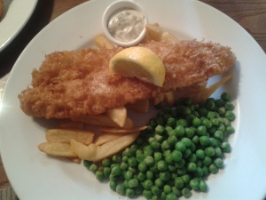 Hutt fish and chips