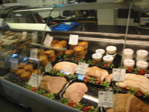 Spring Lane Deli Counter