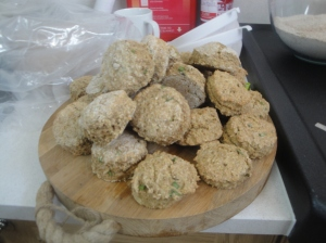 Soda Bread Scones
