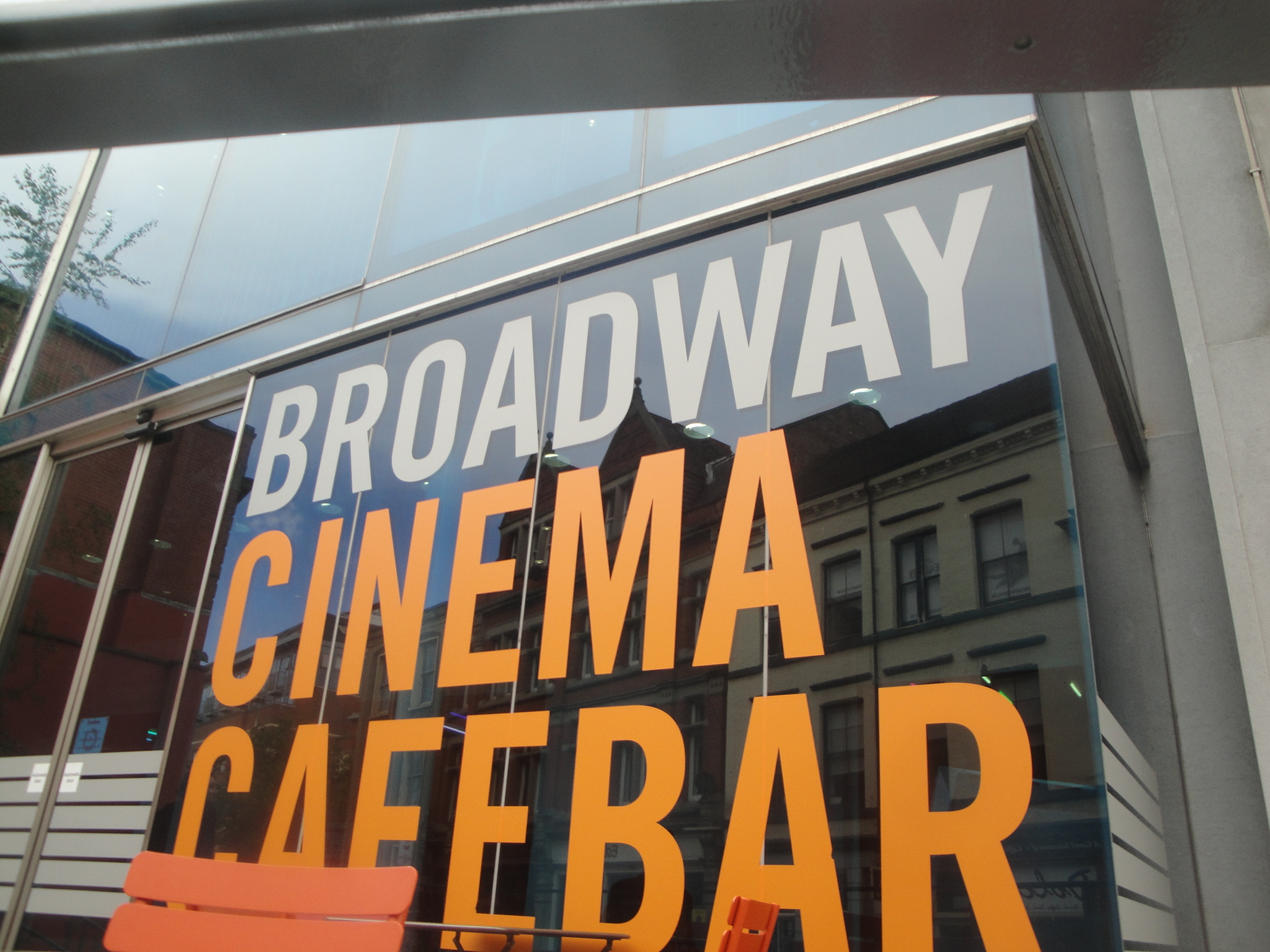 The broadway cafe