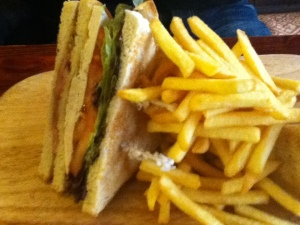 Fellows Club Sandwich