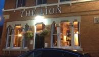 Lion at Basford