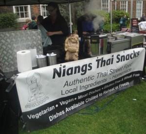 Niangs Thai Snacks Stall