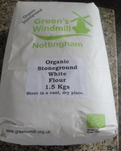 Bag of Flour from Greens Windmill