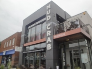 Mud Crab Pacifico in West Bridgford- 'Custom Burgers and Other Essential Supplies'  – for me a Cheezborger