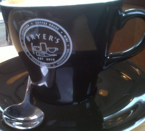 Bryers CoffeeCup