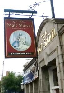 The Malt Shovel in Newark