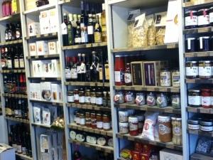 Shelves at Bryers