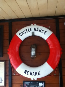 Castle Barge Safety Ring