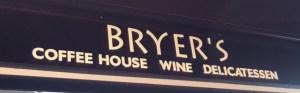 Bryer's Sign