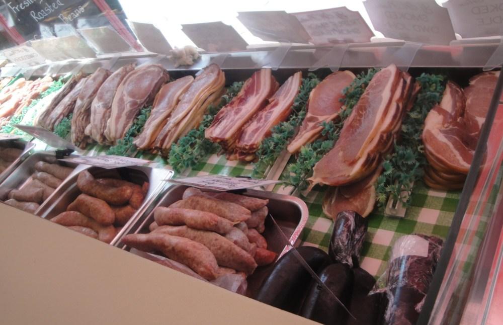 Porter Provisions Bacon
