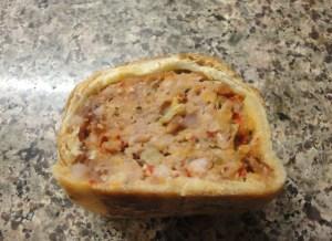 Matthews Chilli Sausage Roll