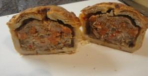 Matthews Pork Chorizo and Pepper Pie