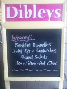 Dibleys Chalk Board