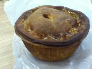 Nicholls Pork Pie