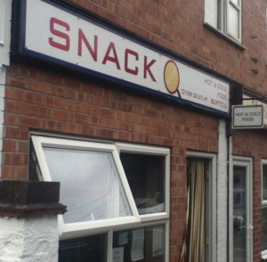 Snack Stop in Radcliffe on Trent