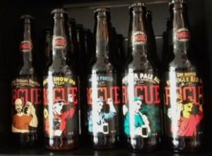 Rogue Brewery Beer