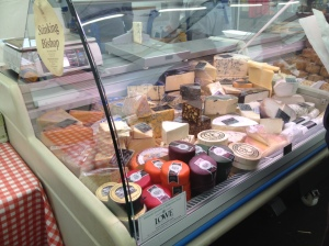 The Cheese Shops Stall
