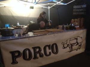 The Porco Stall