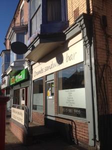 Crumbs Cafe