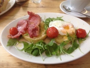 Posh Breakfast