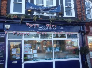 Allwoods and Sons Butchers