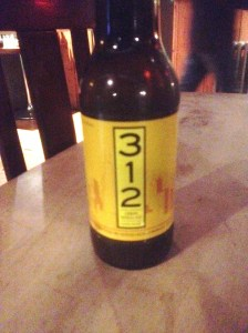 Bottle of 312