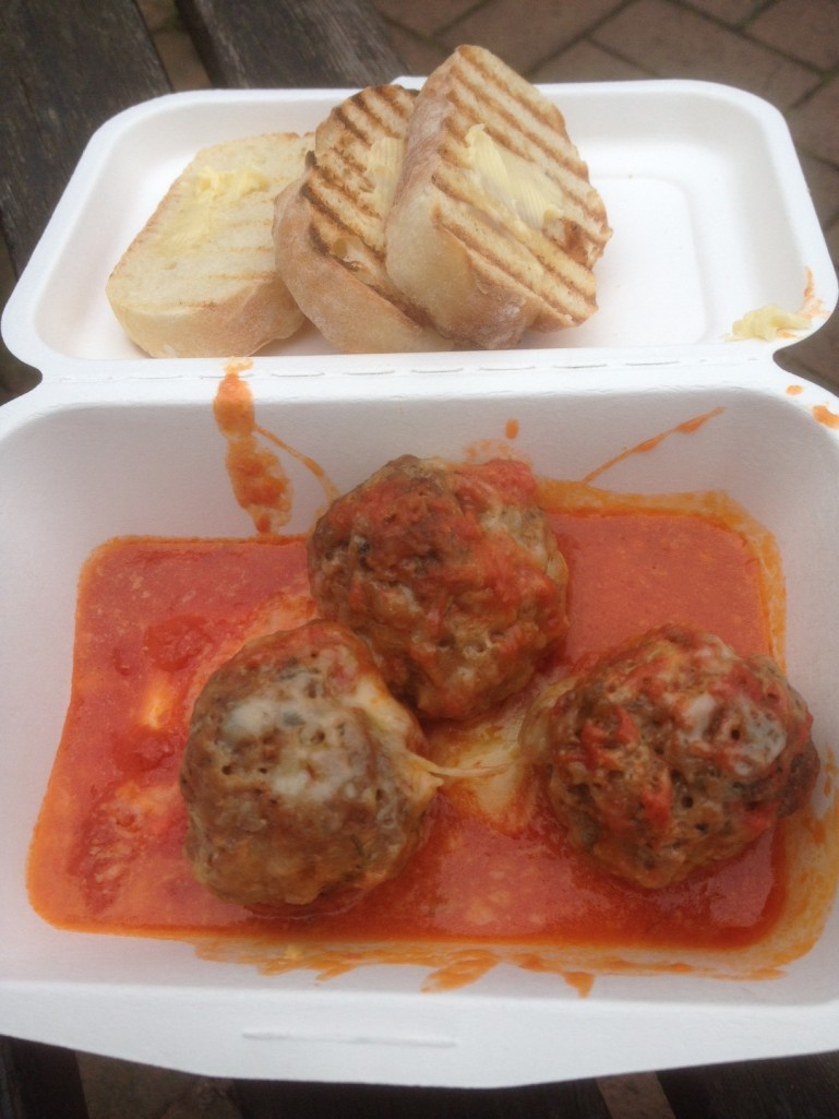 Homemade Italian Meat Balls