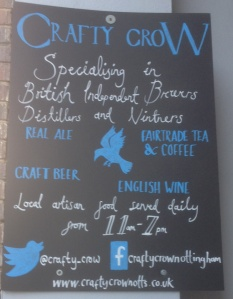 Crafty Crow Board