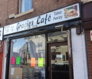 Gracie's Cafe in Ruddington – Homemade Pie and Really Good Homemade Chips