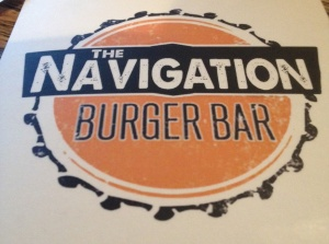 Burger Bar Logo