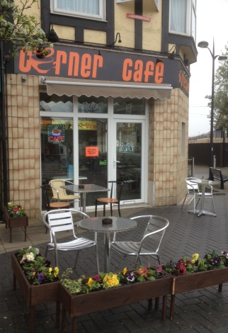corner cafe in Netherfield