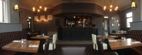 Inside White Horse Ruddington